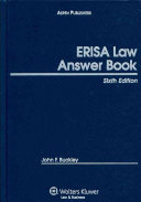 Erisa Law Answer Book