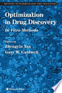 Optimization In Drug Discovery book