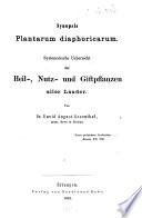 Synopsis plantarum diaphoricarum