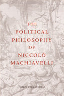 Political Philosophy of Niccolo Machiavelli