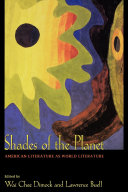 Book Shades of the Planet