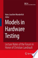 Models in Hardware Testing