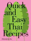 Quick   Easy Thai