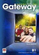 Gateway  B1  Student s Book Workbook Webcode  Con Espansionbe Online  Per Le Scuole Superiori