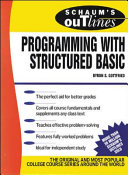 Schaum s Outline of Theory and Problems of Programming with Structured BASIC