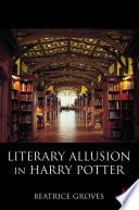 Literary Allusion in Harry Potter Book PDF