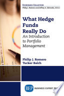 Review What Hedge Funds Really Do