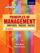 Principles of Management: Competencies, Processes, Practices