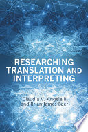 Researching Translation and Interpreting