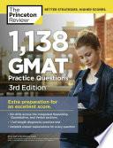 1 138 GMAT Practice Questions