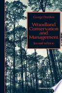 Woodland Conservation and Management In Woodland Conservation And Management The Text