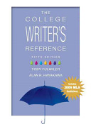 The College Writer s Reference