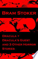 Dracula   Dracula s Guest and 3 Other Horror Stories