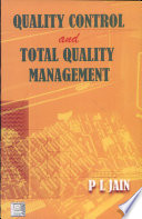 Quality Control and Total Quality Management
