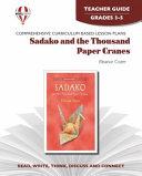 Sadako And The Thousand Paper Cranes By Eleanor Coerr book