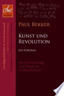 Kunst und Revolution