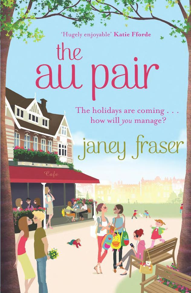 The Au Pair must-read for anyone who has