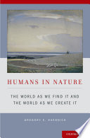 Humans In Nature book