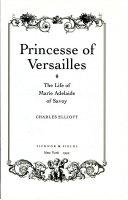 Princesse of Versailles