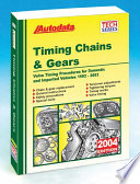 2004 Timing Chains and Gears (1992-03)