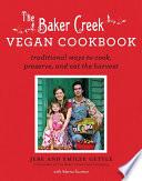 Baker Creek Vegan Cookbook