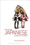 Fashioning Japanese Subcultures
