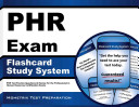 Phr Exam Flashcard Study System