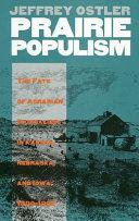 Prairie Populism