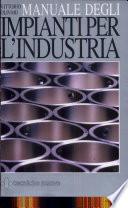 Manuale degli impianti per l   industria