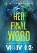 Her Final Word Book PDF