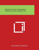 Book of the Thousand Nights and a Night
