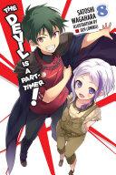 The Devil Is a Part Timer   Vol  8  light novel
