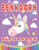 Eenhoorn Kleurboek