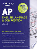 Kaplan AP English Language   Composition 2016