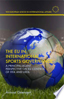 The EU in International Sports Governance
