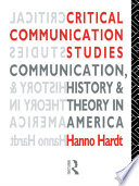 Critical Communication Studies