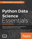 Python Data Science Essentials Second Edition