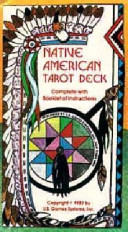 Native American Tarot Deck : scenes created by magda weck...