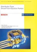 Distributor Type Diesel Fuel Injection Pumps
