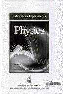 Laboratory Experiments Holt Physics