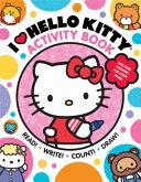 I Heart Hello Kitty Activity Book