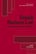 Danish Business Law