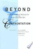 Beyond Confrontation
