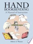 Hand Bookbinding Book PDF