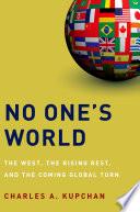 No One s World