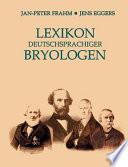 Lexikon deutschsprachiger Bryologen