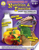 Jumpstarters for Nutrition and Exercise, Grades 4 - 8 Using Jumpstarters For Nutrition And Exercise Short