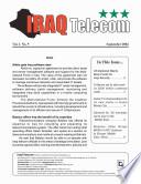 Iraq Telecom Newsletter