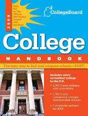 College Handbook 2009