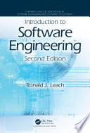 Introduction to Software Engineering  Second Edition